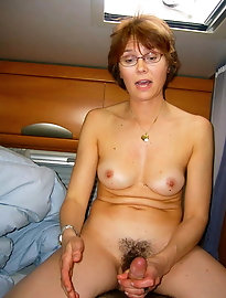 Exciting mature sluts were fucked
